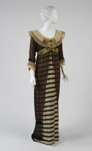 Poiret evening gown, 1910, Metropolitan Museum of Art
